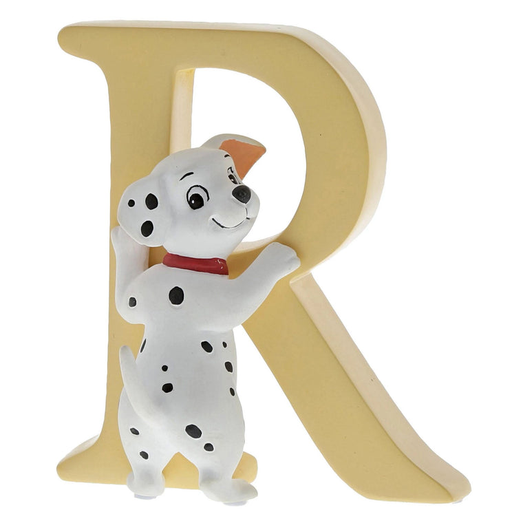 """R"" - Rolly Decorative Alphabet Letter by Enchanting Disney"