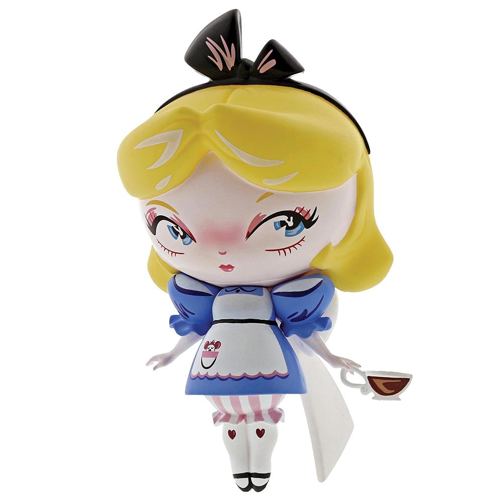 Alice Vinyl Figurine by Miss Mindy Presents Disney