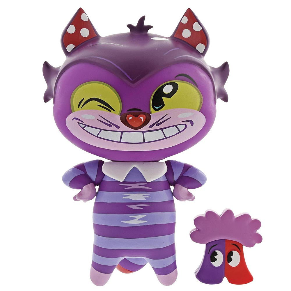 Cheshire Cat Vinyl Figurine by Miss Mindy Presents Disney