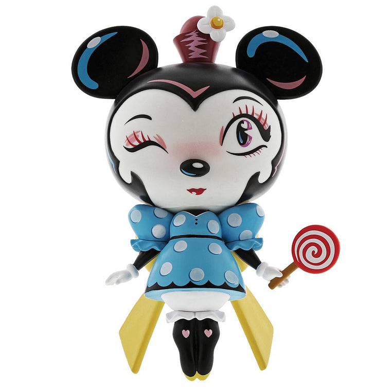 Minnie Mouse Vinyl Figurine by Miss Mindy Presents Disney