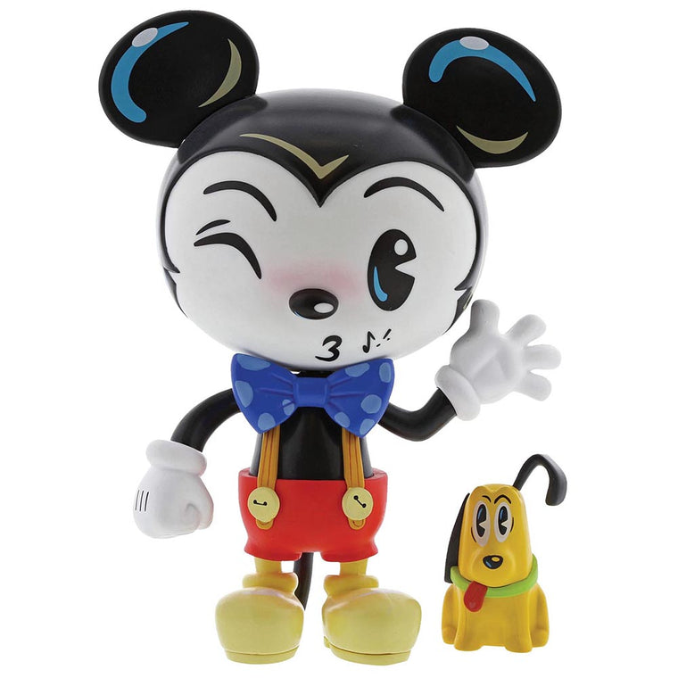 Mickey Mouse Vinyl Figurine by Miss Mindy Presents Disney