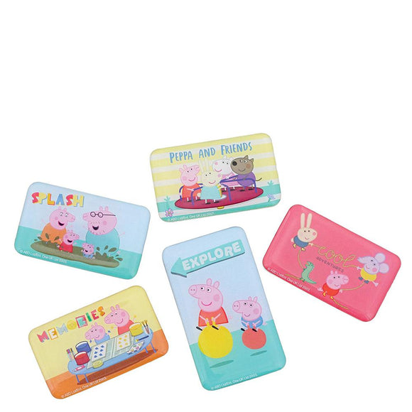 Magnet Set - Peppa Pig