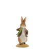 Beatrix Potter Benjamin ate a Lettuce Leaf Figurine by Beatrix Potter