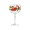Poppies Copa Gin Glass by Ginology