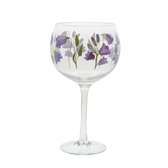 Bluebell Copa Gin Glass by Ginology