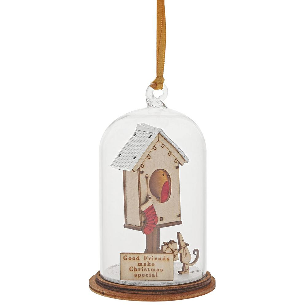 Kloche Special Friends Hanging Ornament - Kloche by Millbrook Gifts