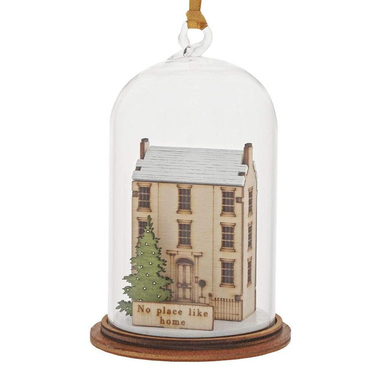 Home for Christmas Hanging Ornament - Kloche