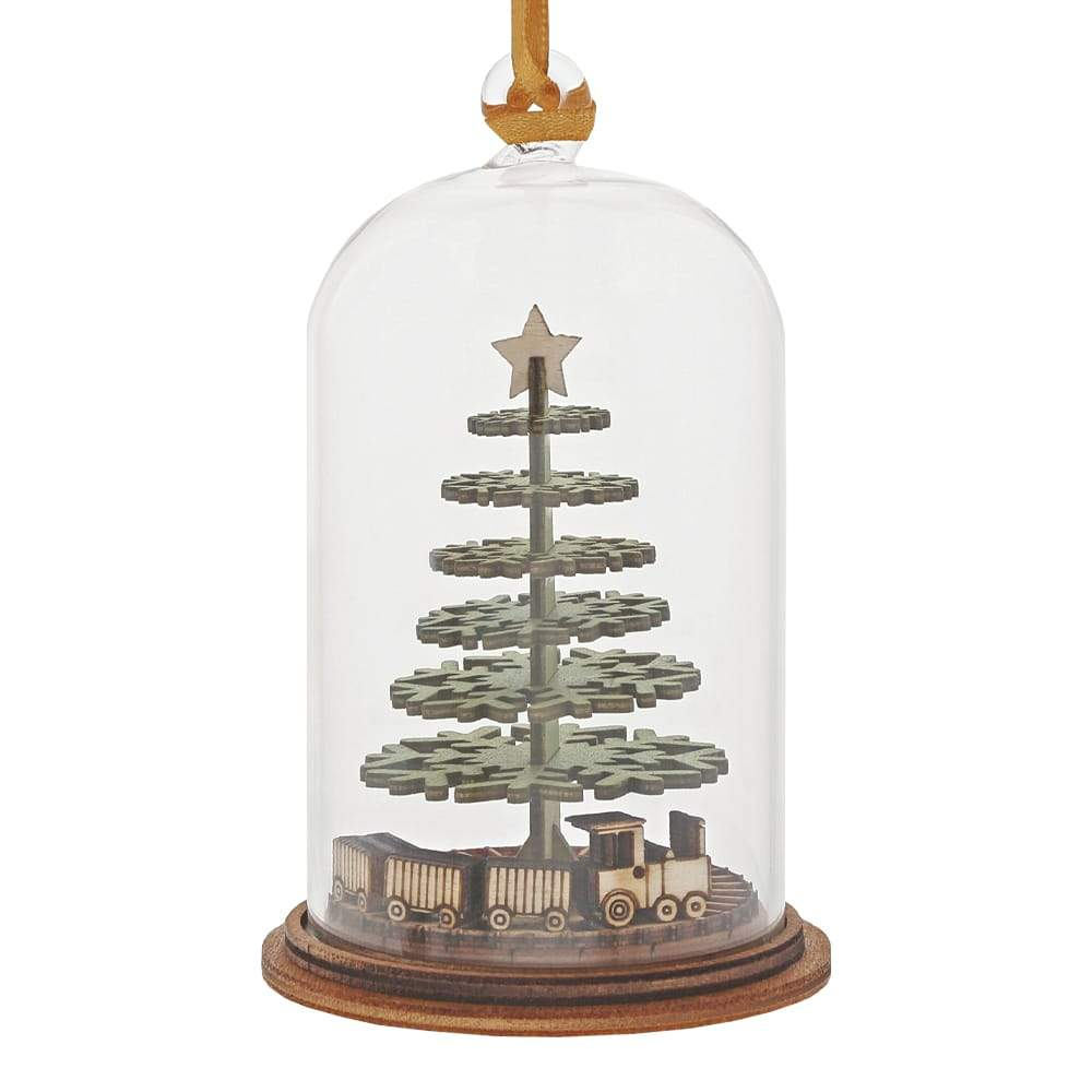 Childhood Memories - Chirstmas Tree Hanging Ornament - Kloche