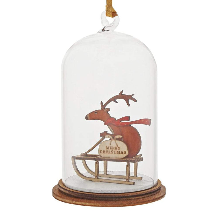 Special Delivery Hanging Ornament - Kloche