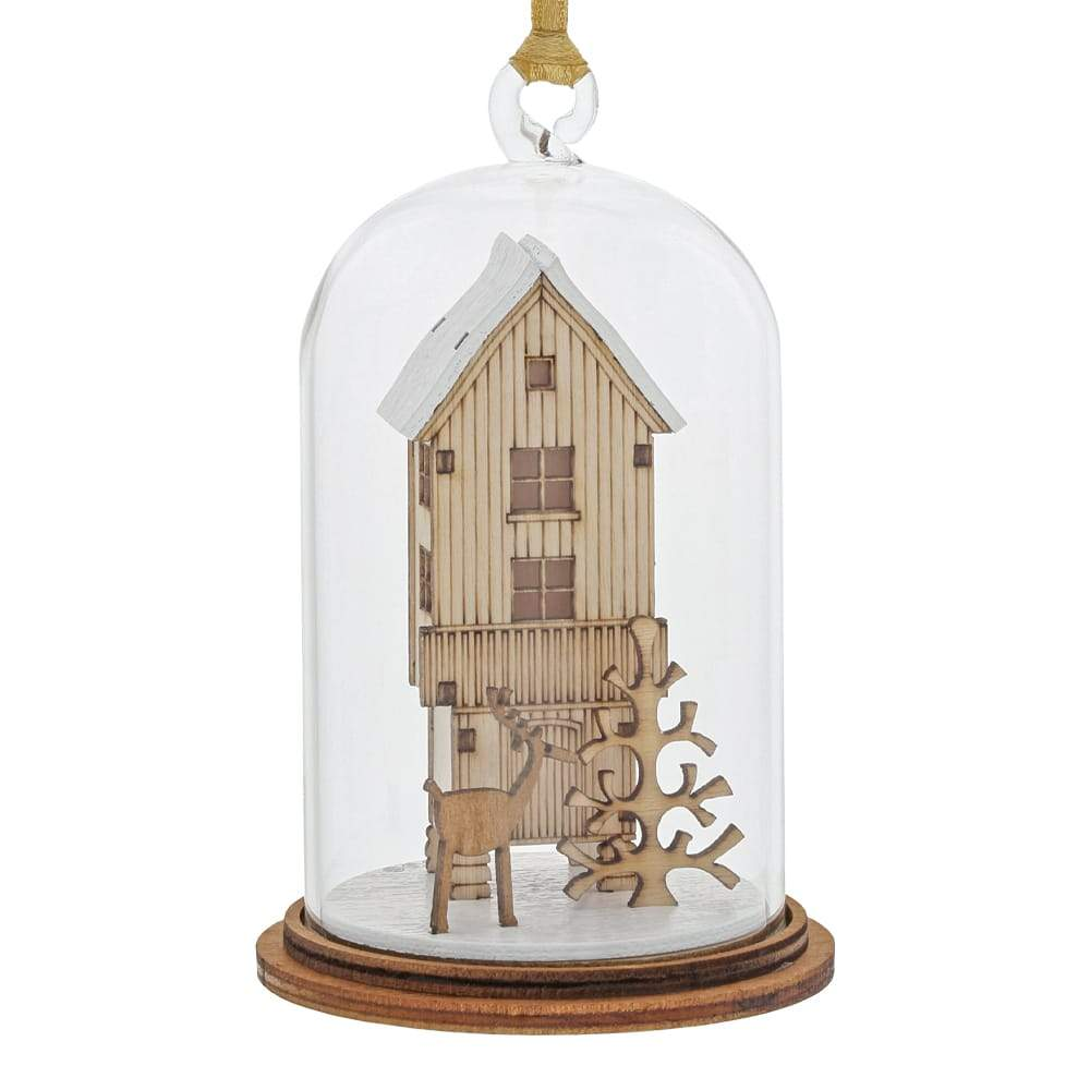 A Christmas Wish Hanging Ornament - Kloche