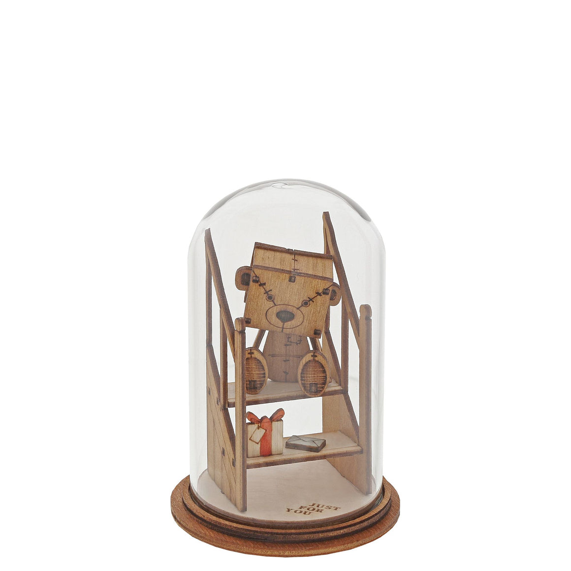Birthday Just For You Figurine - Kloche by Millbrook Gifts