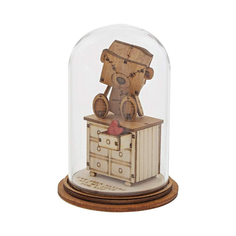 I've Been Saving All My Love For You Figurine - Kloche by Millbrook Gifts