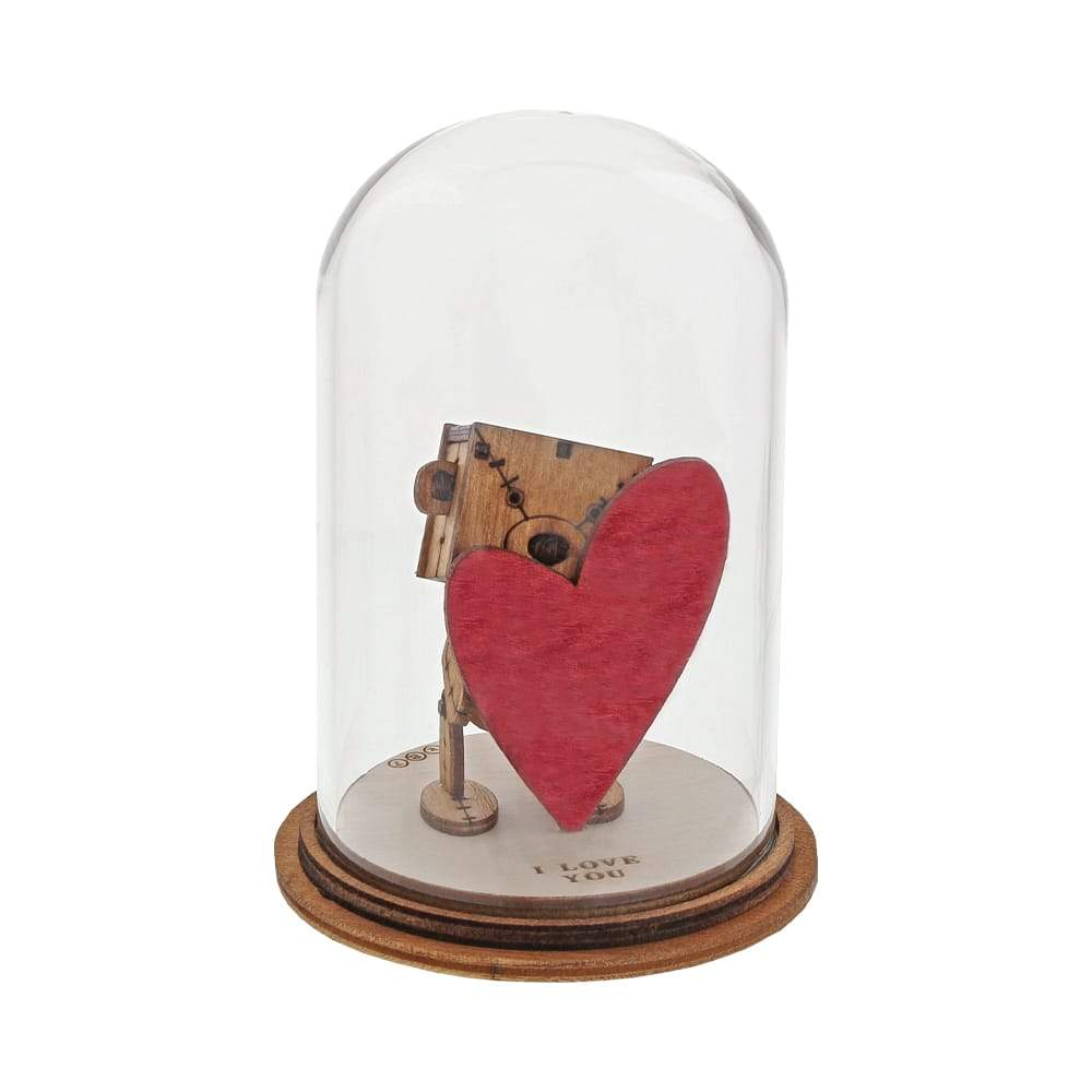 I Love You Figurine - Kloche by Millbrook Gifts