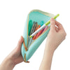 Lily White Pen Tray Case (Large)