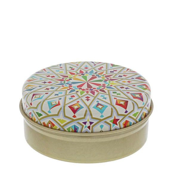 Cream Kaleidoscope with Pomegranate Soap