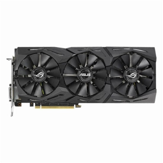 Asus - NVIDIA GeForce GTX 1070 Ti 8GB GDDR5 PCI Express 3.0 Graphics Card - Black