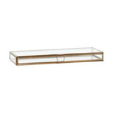 HOUSE DOCTOR BRASS STATIONARY BOX