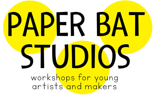 Paper Bat Studios: Thursdays 3-4:30PM $25