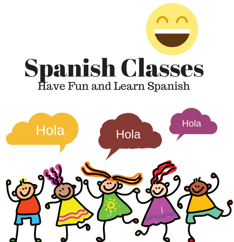 Spanish Classes! ANPS Wednesday 3-4:30PM $30