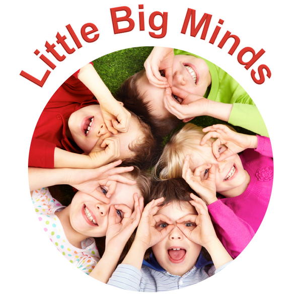 Little Big Minds ANPS:  Wednesday 3-4:30PM - $39