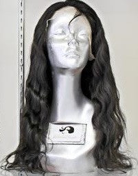 $100K Collection REAL SCALP ILLUSION™ 360 Lace Front Wig in $100K Body Wave