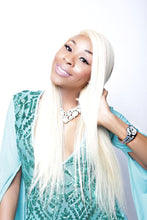 Platinum Card Collection REAL SCALP ILLUSION™ Full Lace Wig in Platinum Straight