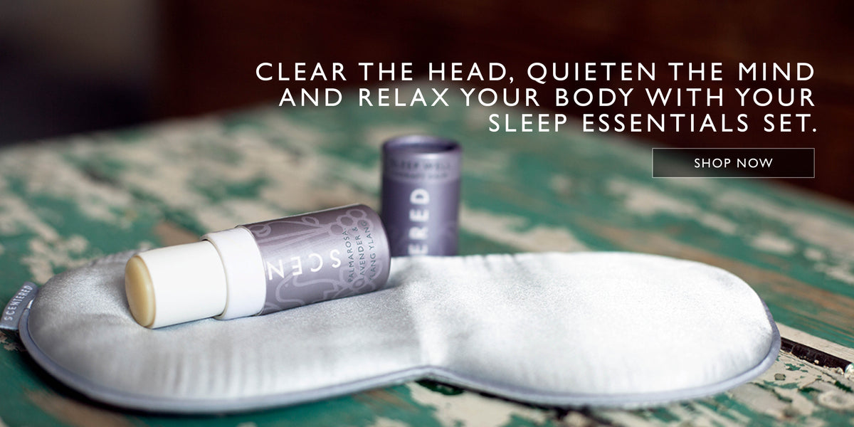 Sleep Essentials Set