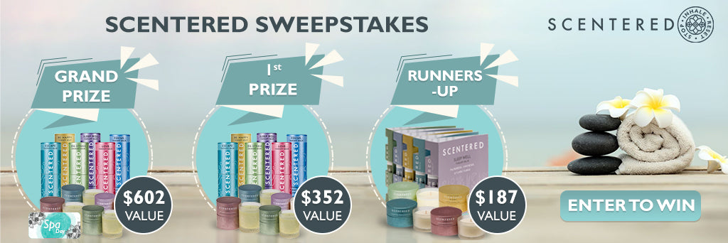 scentered sweepstakes