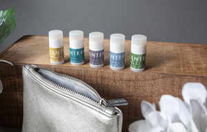 Mindful Aromatherapy Minis in Pouch