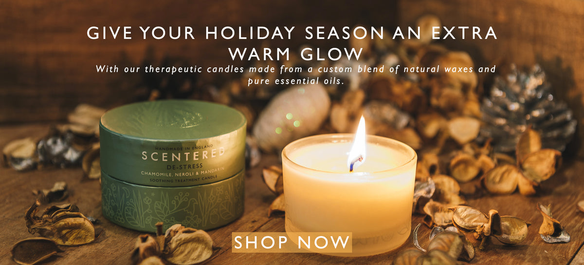 Scentered Aromatherapy Travel Candles