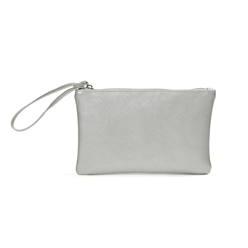 Large Pouch - Silver