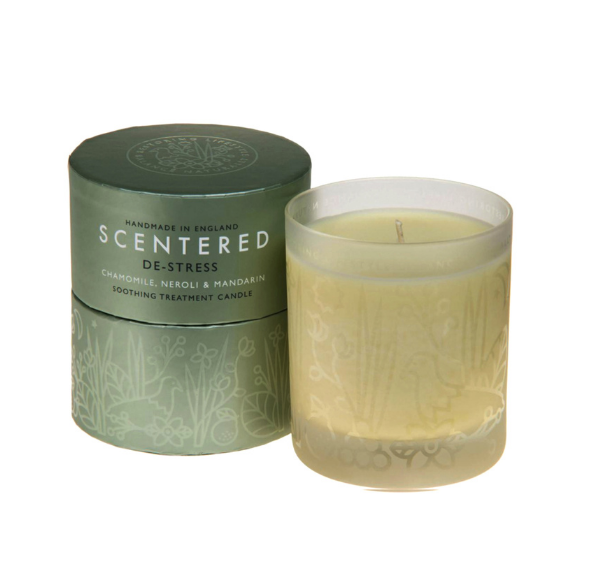 DE-STRESS Home Aromatherapy Candle