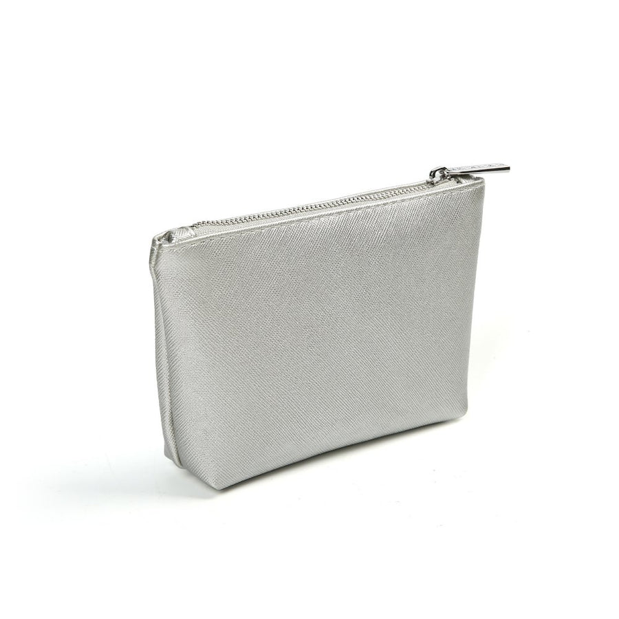 Small Pouch - Silver