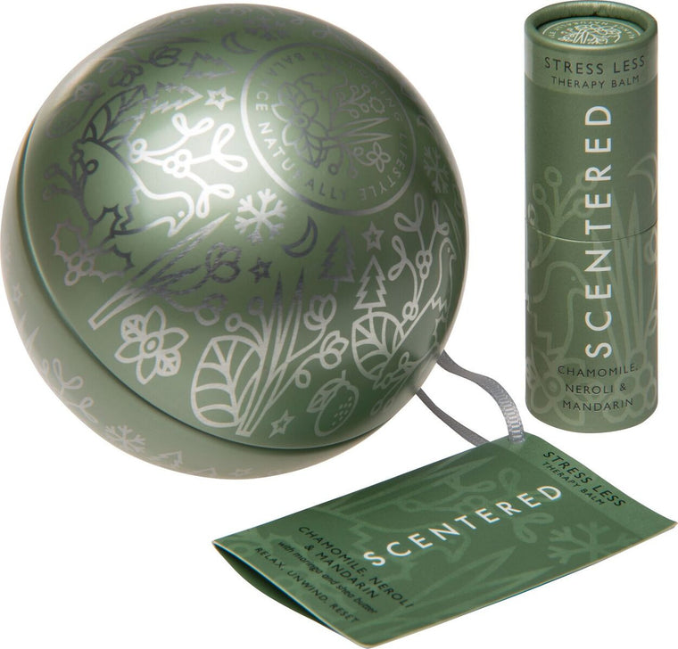 DE-STRESS BALM BAUBLE