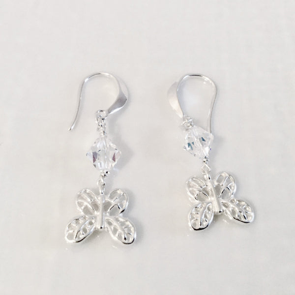 Sterling silver earrings collection - click to view