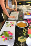Kids Botanical Eco Printing