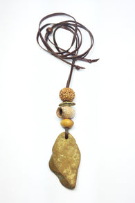 Outback Stone Necklace