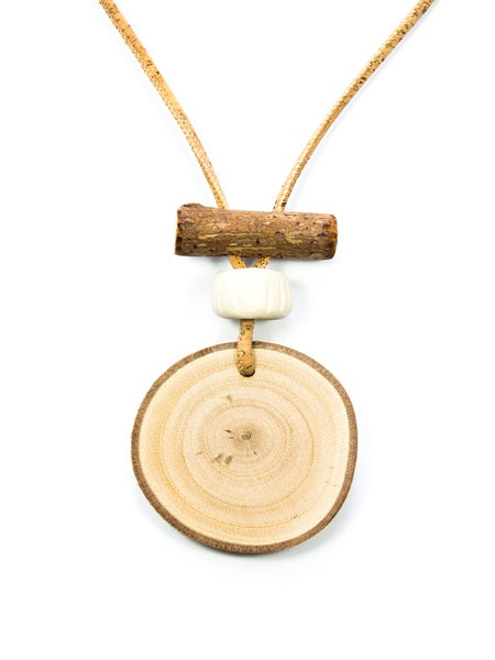 Organic Diffuser Necklace
