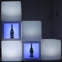 Led Ice Bucket Square 40x40x40cm