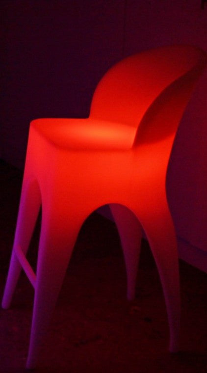 Led Bar Chair - 4 legged