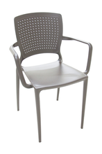 Safira Chair with arm rest