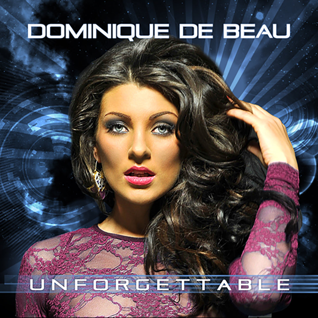 DOMINIQUE DE BEAU UNFORGETTABLE EP CD