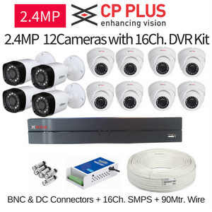 CP Plus CP-UVR-1601E1, CP Plus 16Ch. DVR Rs.5858