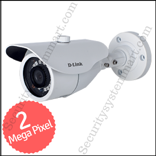 Dlink DCS-F1712 2mp fullhd bullet camera
