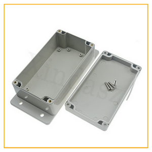 IP65 Junction Box (Wall Mount) to cover camera / connectors and wires