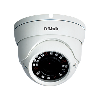 D-Link DCS-F1622 2MP Varifocal Dome HD Cameras