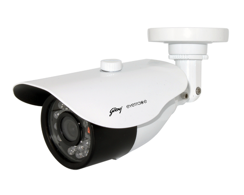 Godrej ET-200IRHMB-L HD CCTV Camera With Night Vision (1MP) Bullet