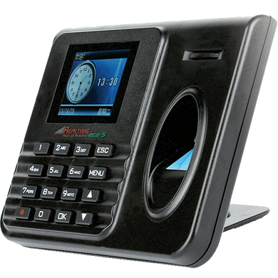 Realtime Eco S C101 Biometric Fingerprint Based Time Attendance Machine - Security System Store