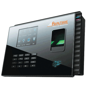 Realtime T60 Attendance Recorder With Access Control with Battery Back-up - Security System Store