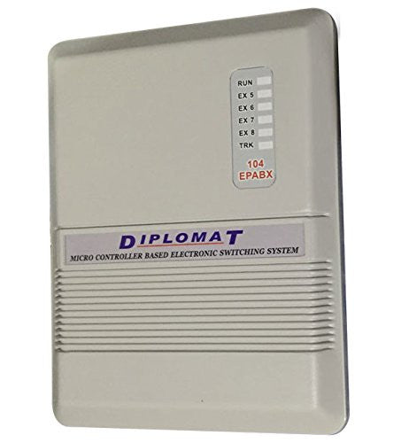 diplomat 104 intercom system